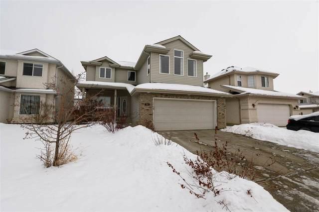 731 108 Street, Edmonton, AB T6W 1G2 (#E4187309) :: Initia Real Estate