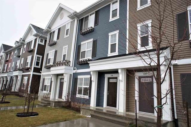 8530 94 Street, Fort Saskatchewan, AB T8L 0V8 (#E4187345) :: Initia Real Estate