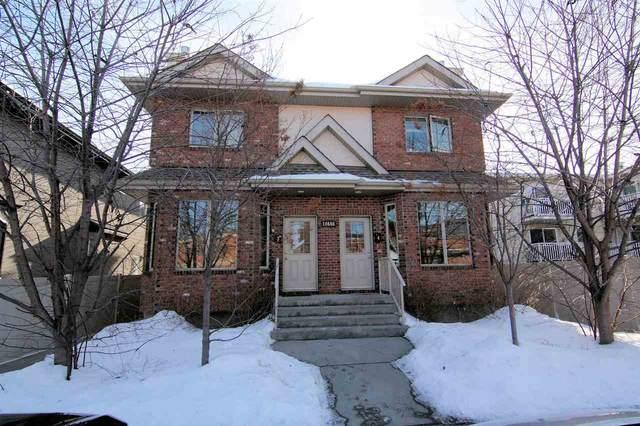 3 10640 81 Avenue, Edmonton, AB T6E 1X9 (#E4187360) :: Initia Real Estate