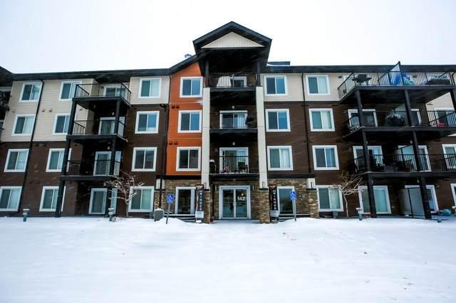 412 142 Ebbers Boulevard, Edmonton, AB T5Y 3W2 (#E4187383) :: Initia Real Estate