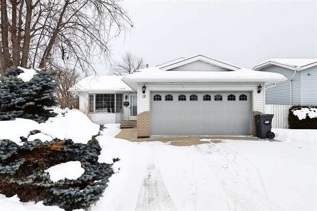 12 9 Street Close, Cold Lake, AB T9M 1K1 (#E4187394) :: Initia Real Estate