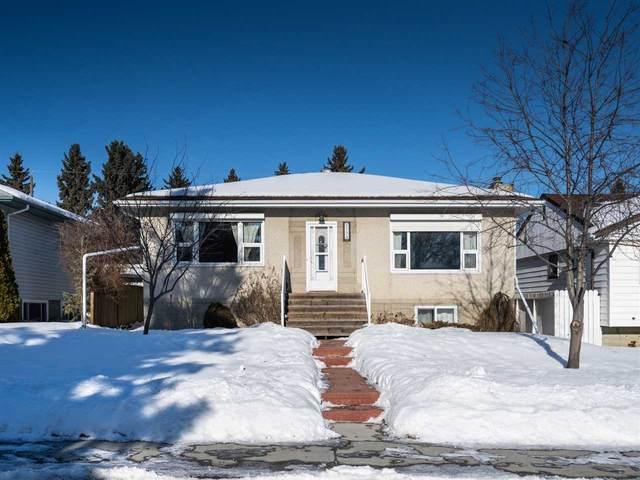 8724 89 Avenue, Edmonton, AB T6C 1N7 (#E4187395) :: Initia Real Estate