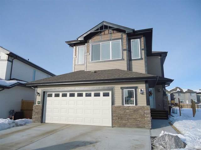 26 Solano Court, Fort Saskatchewan, AB T8L 0T3 (#E4187417) :: Initia Real Estate