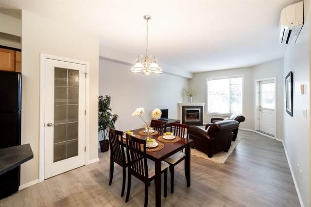209 12111 51 Avenue, Edmonton, AB T6H 6A3 (#E4187491) :: Initia Real Estate