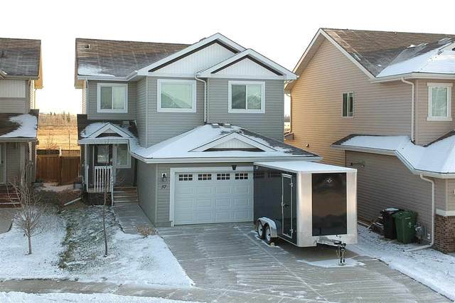 37 Sedona Place, Fort Saskatchewan, AB T8L 0N7 (#E4187495) :: Initia Real Estate