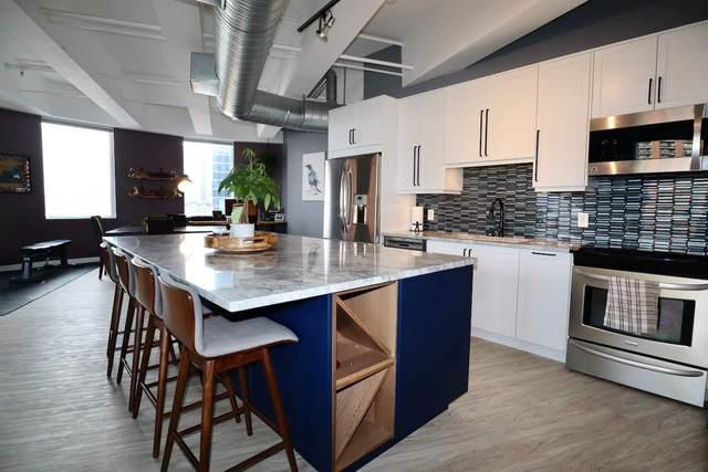 501 10105 109 Street, Edmonton, AB T5J 1M8 (#E4187613) :: The Foundry Real Estate Company