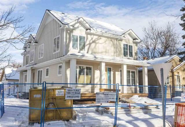 10988 74 Avenue, Edmonton, AB T6G 0E6 (#E4187646) :: Initia Real Estate