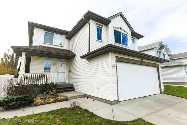 4711 151 Avenue, Edmonton, AB T5Y 3A2 (#E4187691) :: Initia Real Estate