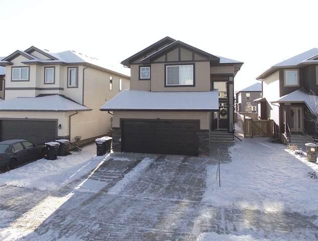 189 Harvest Ridge Drive, Spruce Grove, AB T7X 0K5 (#E4187702) :: Initia Real Estate