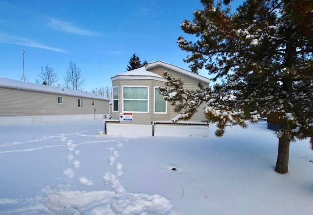 48 Village Greens, Warburg, AB T0C 2T0 (#E4187759) :: Initia Real Estate
