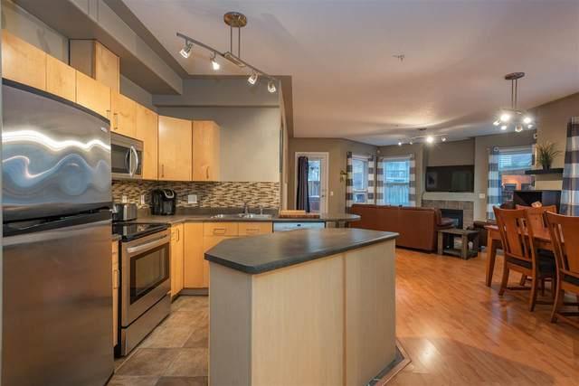 104 10033 116 Street, Edmonton, AB T5X 2X5 (#E4187770) :: The Foundry Real Estate Company