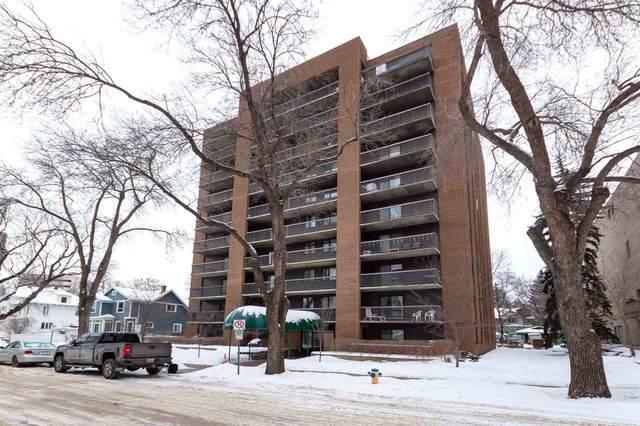 601 9929 113 Street NW, Edmonton, AB T5K 2N9 (#E4187773) :: The Foundry Real Estate Company