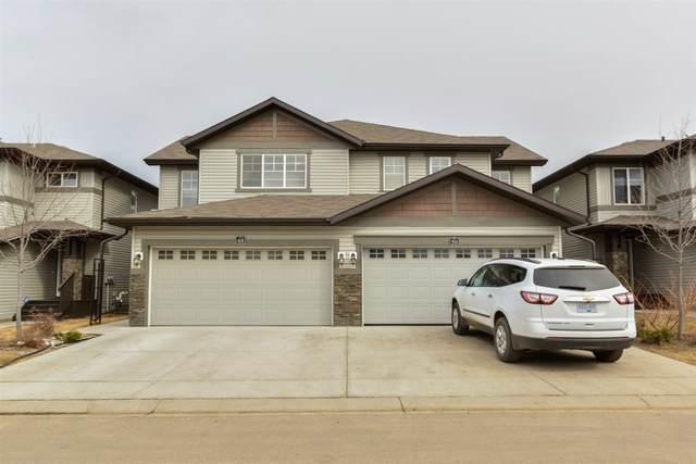 48 8602 Southfort Boulevard, Fort Saskatchewan, AB T8L 0J8 (#E4187808) :: Initia Real Estate