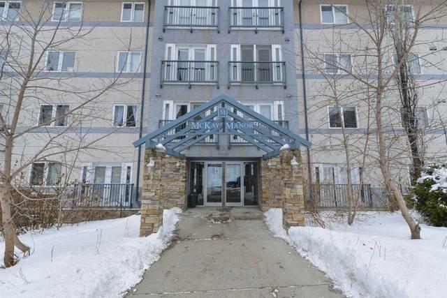 1 10403 98 Avenue, Edmonton, AB T5K 2Y5 (#E4187831) :: The Foundry Real Estate Company