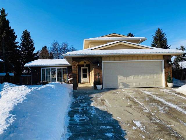 45 Greenoch Crescent, Edmonton, AB T6L 1W6 (#E4187862) :: Initia Real Estate