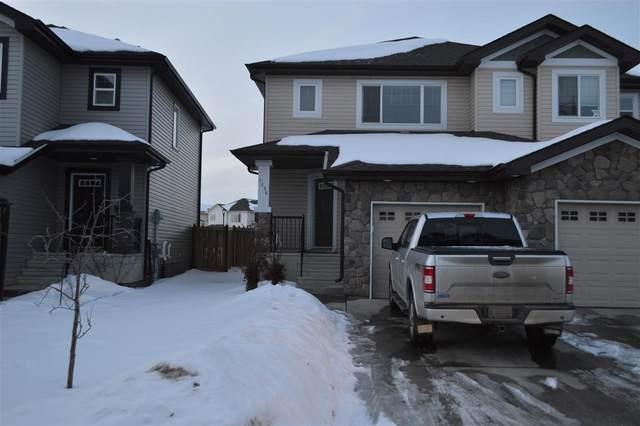 5258 20 Avenue, Edmonton, AB T6X 1V5 (#E4187864) :: Initia Real Estate