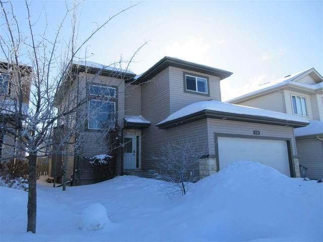 8705 97 Avenue, Morinville, AB T8R 0A5 (#E4187870) :: Initia Real Estate