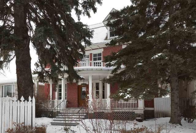 9945 86 Avenue, Edmonton, AB T6E 2L8 (#E4187871) :: Initia Real Estate