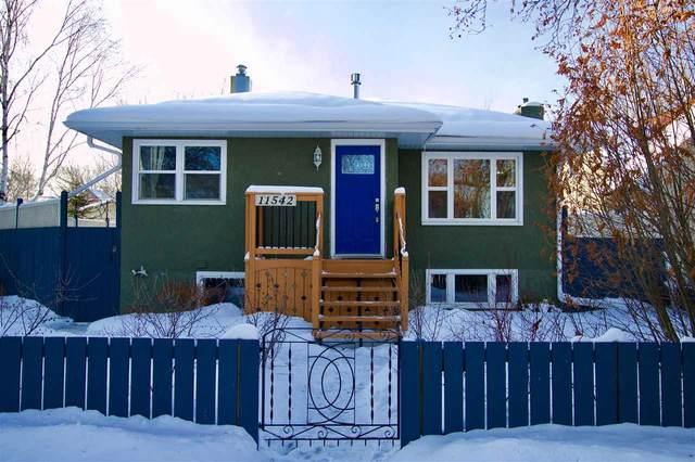 11542 86 Street, Edmonton, AB T6B 3J5 (#E4187880) :: Initia Real Estate