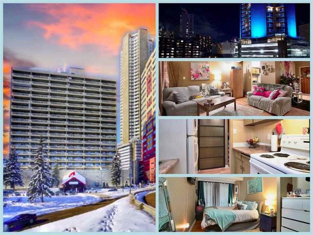 1009 9918 101 Street, Edmonton, AB T5K 2L1 (#E4187890) :: The Foundry Real Estate Company