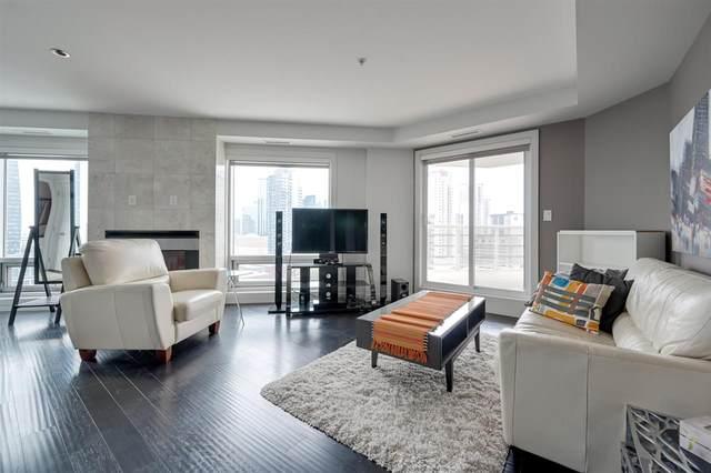 1602 10388 105 Street, Edmonton, AB T5J 0C2 (#E4187913) :: The Foundry Real Estate Company