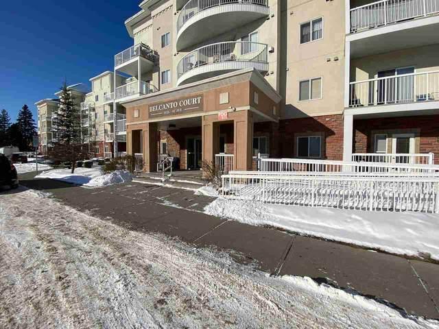 129 8528 82 Avenue, Edmonton, AB T6C 0Y8 (#E4187964) :: Initia Real Estate