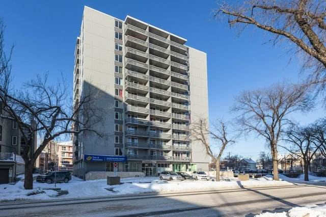 306 10160 116 Street, Edmonton, AB T5K 1V9 (#E4187976) :: The Foundry Real Estate Company