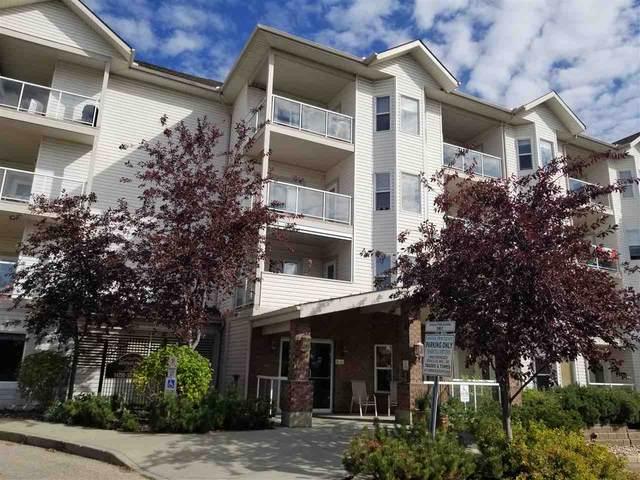 108 14259 50 Street, Edmonton, AB T5A 5J2 (#E4188002) :: Initia Real Estate