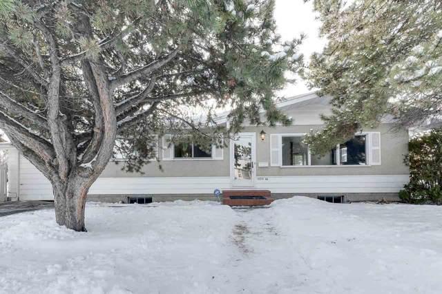 10211 66 Street, Edmonton, AB T6A 2P8 (#E4188003) :: Initia Real Estate