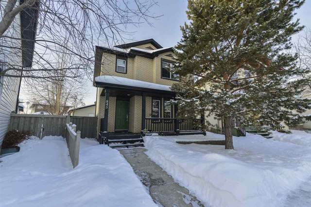 845 Mcallister Crescent, Edmonton, AB T6W 1K4 (#E4188004) :: Initia Real Estate