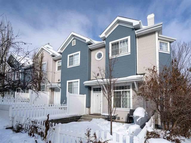 56 8304 11 Avenue, Edmonton, AB T6X 1J8 (#E4188008) :: Initia Real Estate