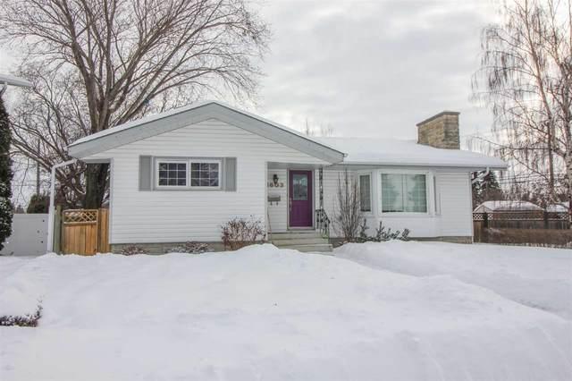 11603 46 Avenue, Edmonton, AB T6H 0A6 (#E4188012) :: Initia Real Estate