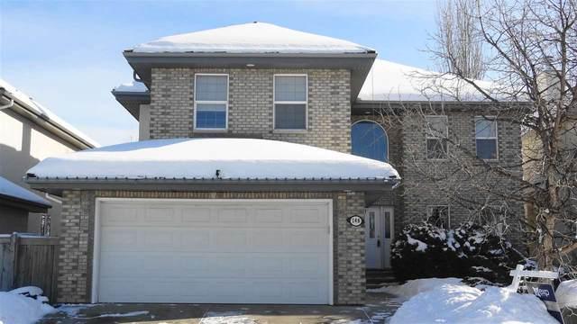 148 Darlington Crescent, Edmonton, AB T6M 2T2 (#E4188014) :: Initia Real Estate