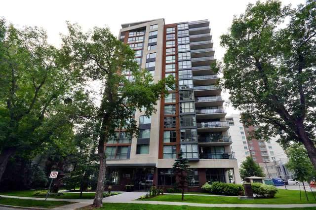 603 10046 117 Street, Edmonton, AB T5K 1X2 (#E4188019) :: The Foundry Real Estate Company