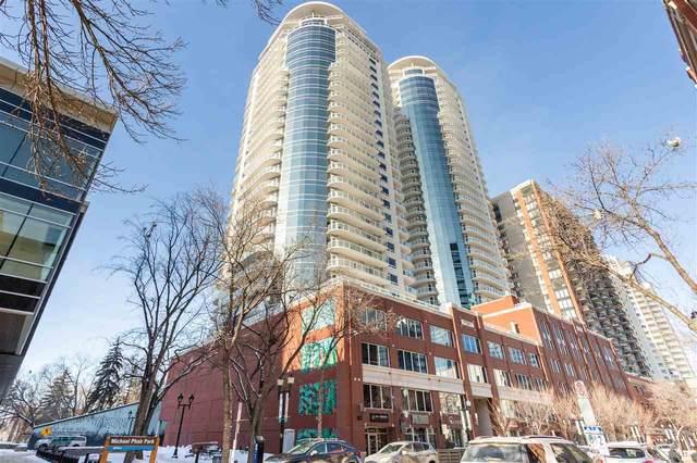 803 10152 104 Street, Edmonton, AB T5J 0B6 (#E4188026) :: The Foundry Real Estate Company
