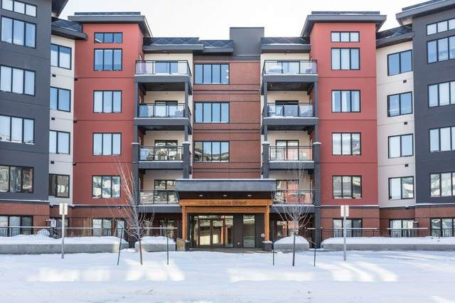 310 5 St Louis Street, St. Albert, AB T8N 7T2 (#E4188069) :: The Foundry Real Estate Company
