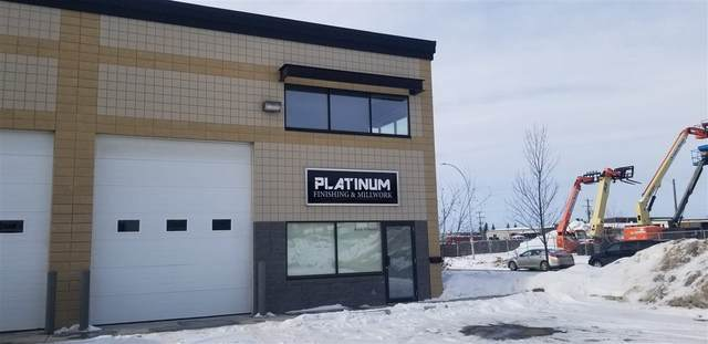 #100 16 Renault Cr, St. Albert, AB T8N 4B8 (#E4188073) :: The Foundry Real Estate Company