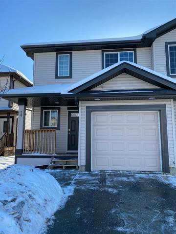 26 Red Canyon Way, Fort Saskatchewan, AB T6L 0E8 (#E4188093) :: Initia Real Estate