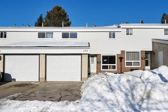 290 Grandin Village, St. Albert, AB T8N 2R6 (#E4188105) :: The Foundry Real Estate Company