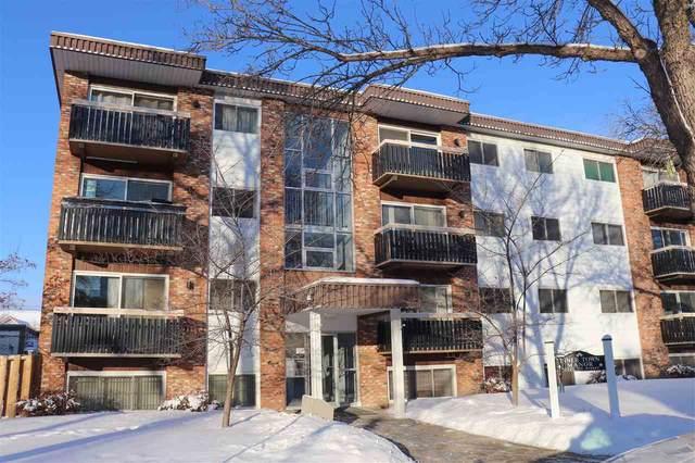 104 10320 113 Street, Edmonton, AB T5K 1P6 (#E4188107) :: The Foundry Real Estate Company