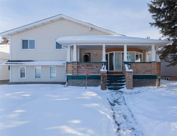 9511 75 Street, Edmonton, AB T6C 2H8 (#E4188116) :: Initia Real Estate