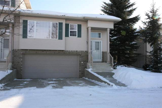 #14 420 Hunters Green, Edmonton, AB T6R 2X3 (#E4188144) :: Initia Real Estate