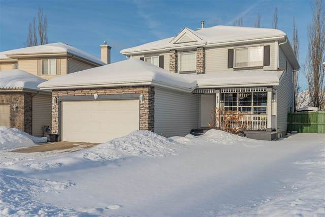 608 Harker Close, Edmonton, AB T6R 2X7 (#E4188152) :: Initia Real Estate