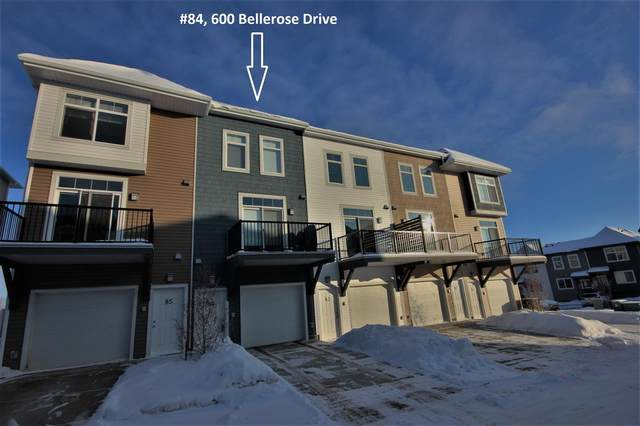 84 600 Bellerose, St. Albert, AB T8N 7T5 (#E4188156) :: The Foundry Real Estate Company