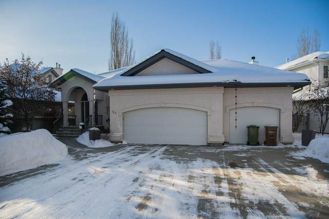 24 L'hirondelle Court, St. Albert, AB T8N 6A5 (#E4188157) :: The Foundry Real Estate Company