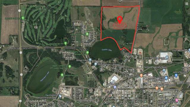 5901 50 Avenue, Rural Red Deer County, AB T4G 1R7 (#E4188189) :: The Foundry Real Estate Company