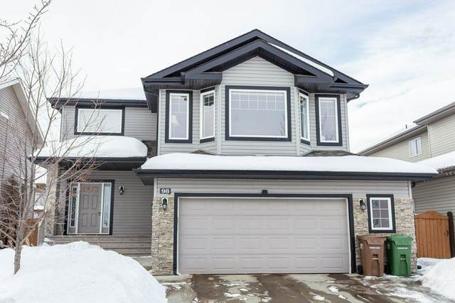 98 North Ridge Drive, St. Albert, AB T8N 3C5 (#E4188213) :: The Foundry Real Estate Company