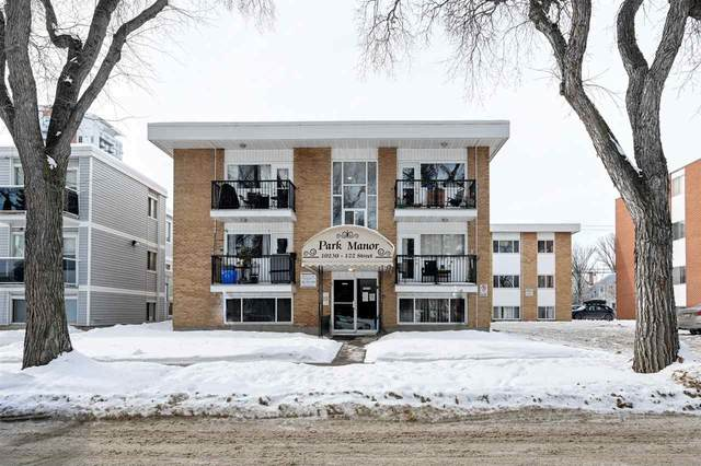 24 10230 122 Street, Edmonton, AB T5N 1L9 (#E4188251) :: The Foundry Real Estate Company