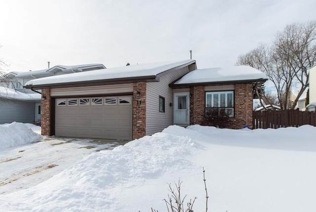 11 Durham Avenue, St. Albert, AB T8N 4W5 (#E4188268) :: The Foundry Real Estate Company