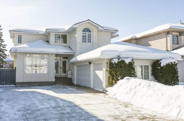 976 Wallbridge Place, Edmonton, AB T6M 2L7 (#E4188273) :: Initia Real Estate